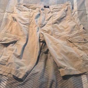 Calvin Klein cargo shorts